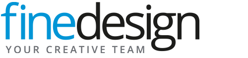 Fine Design logo