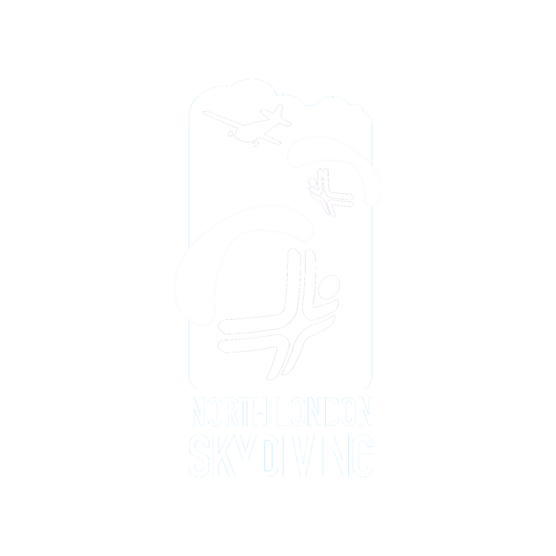 North London Skydiving logo