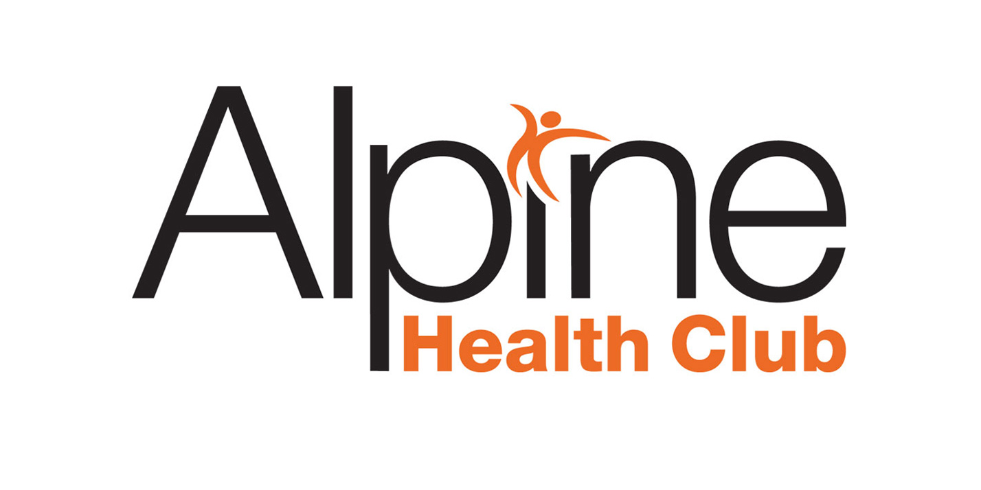 Alpine Health Club logo