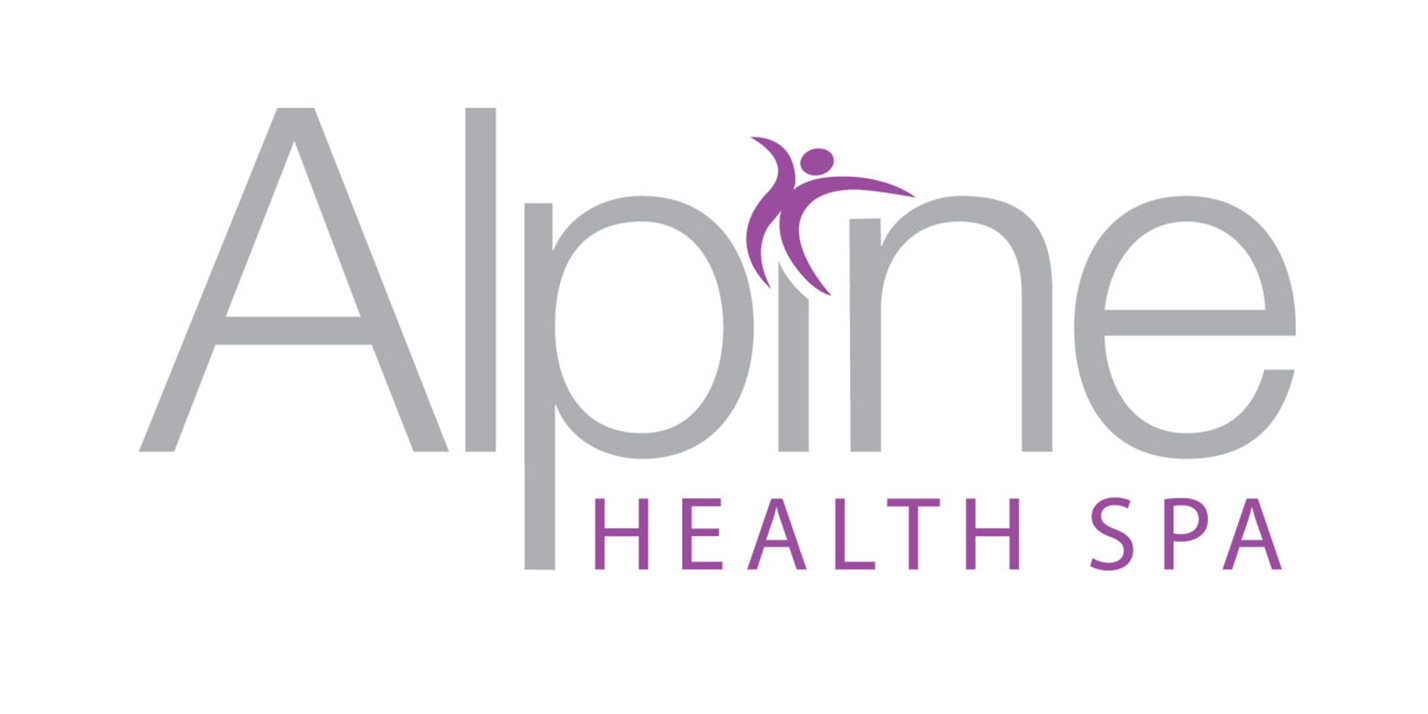 Alpine Health Club alternative logo