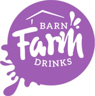 Barn Farm Drinks logo variation grape