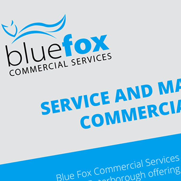 Bluefox Engineering Branding