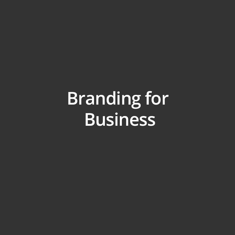Brand identity for various businesses
