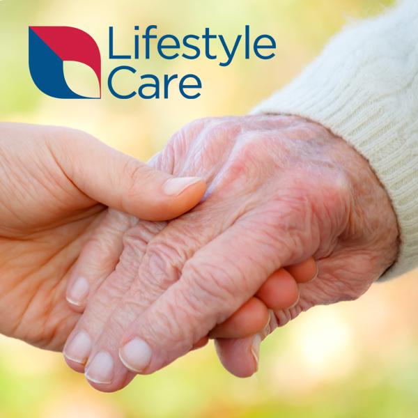 Lifestylecare branding