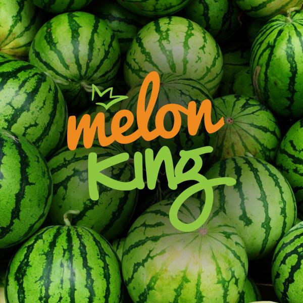 Melon King Branding