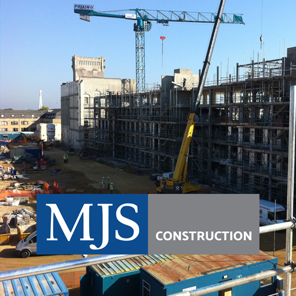 MJS Construction Branding