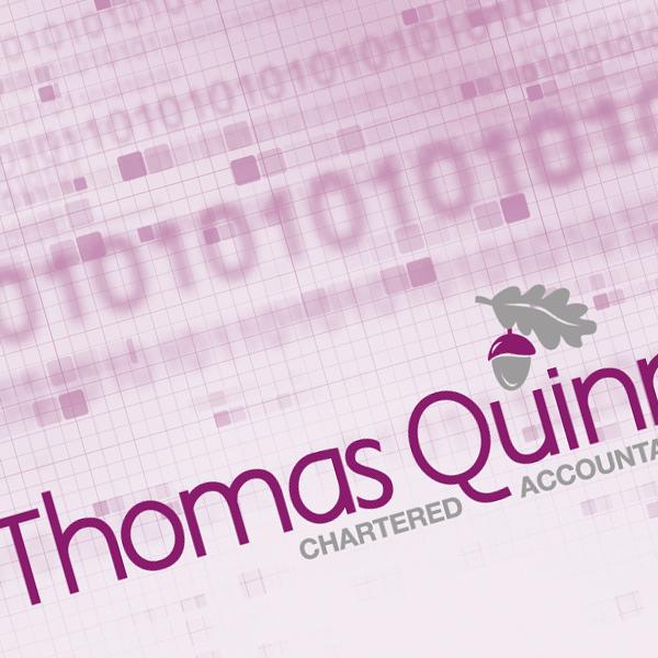 Thomas Quinn Branding