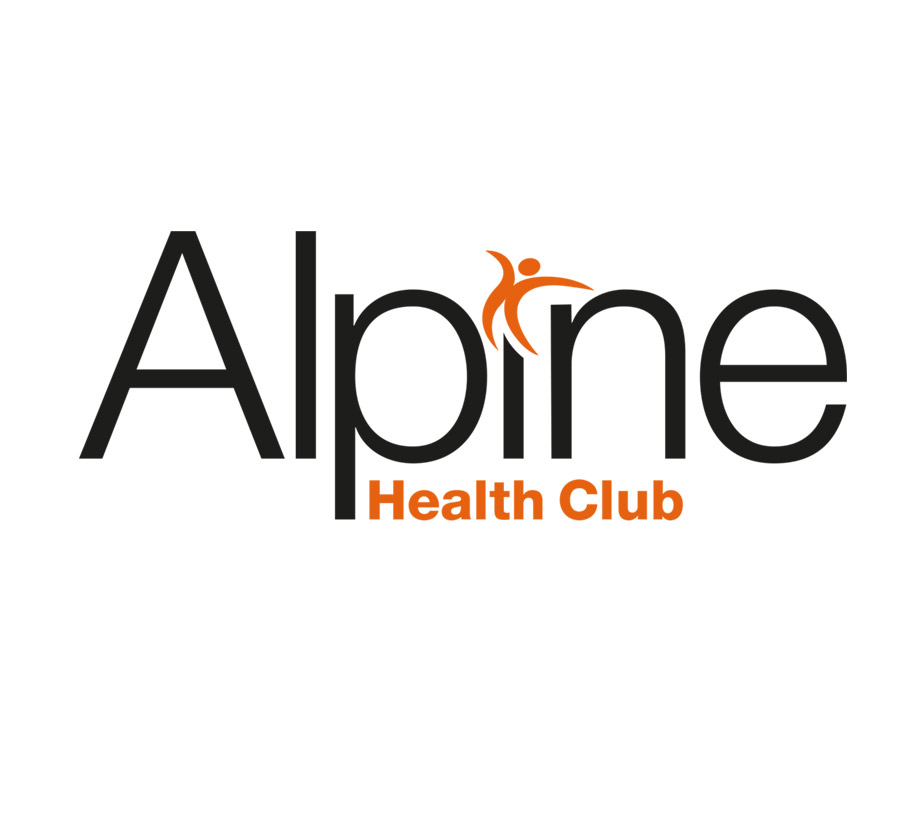Business Branding Alpine Health Club