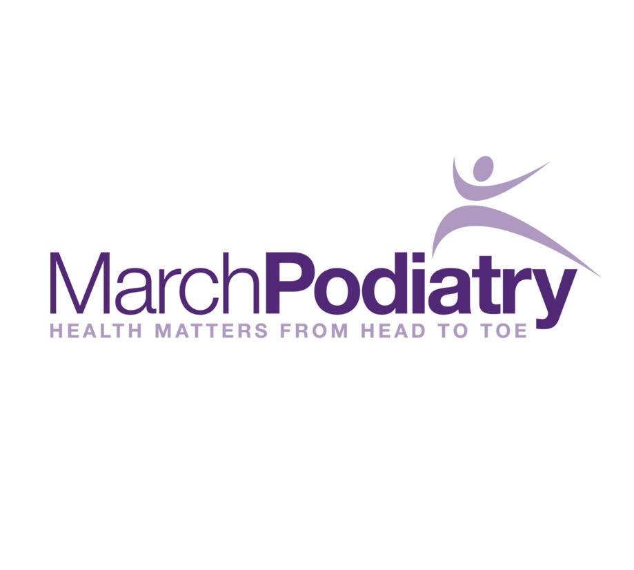 Business Branding March Podiatry