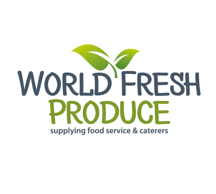 Business Branding World Fresh Produce
