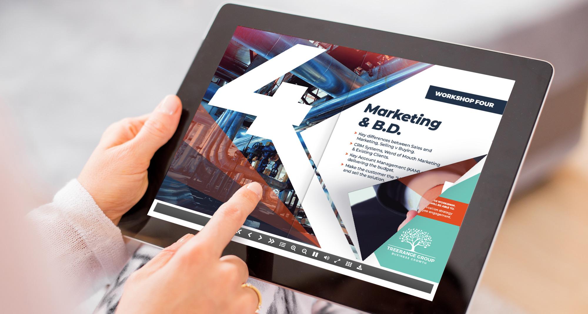 AJS Treerange digital flipbook