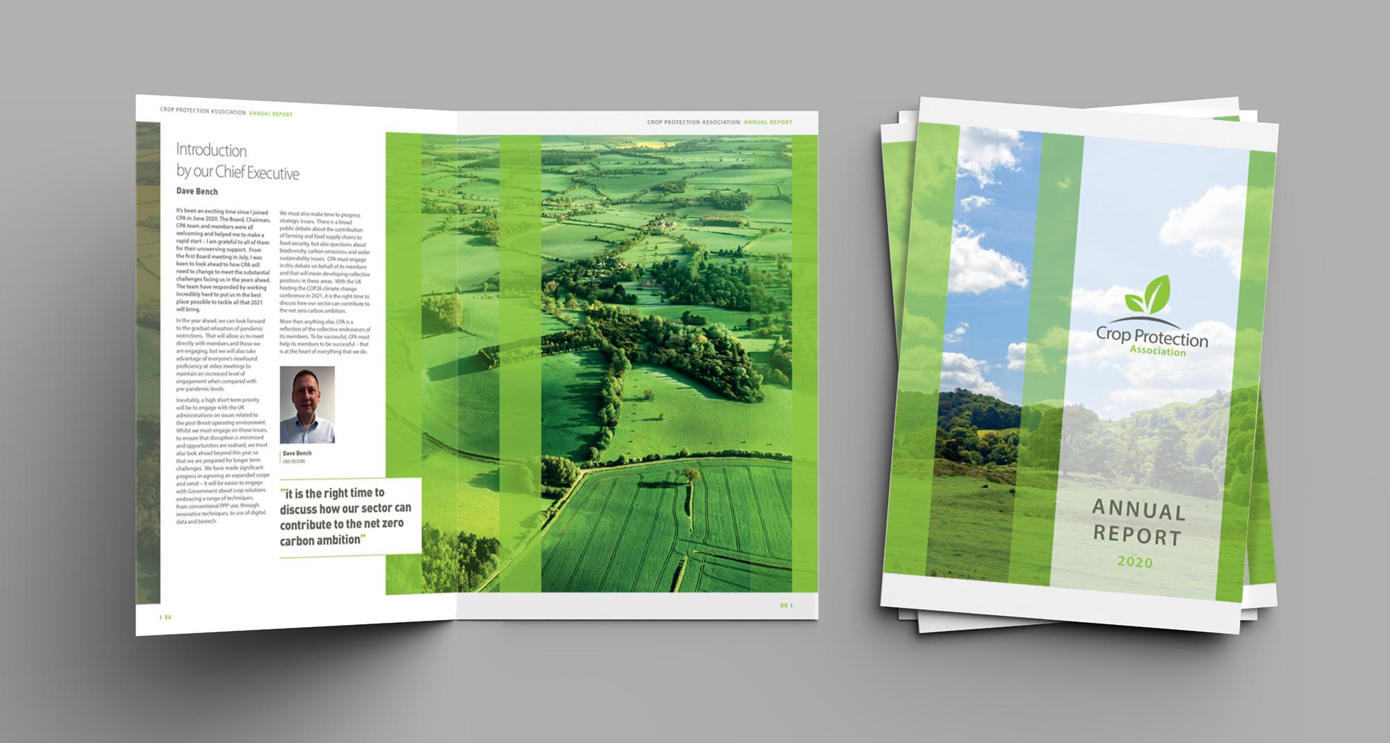Crop Protection web Literature Brochure