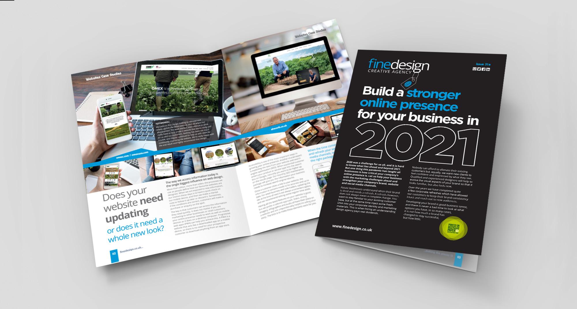 Fine Design newsletter