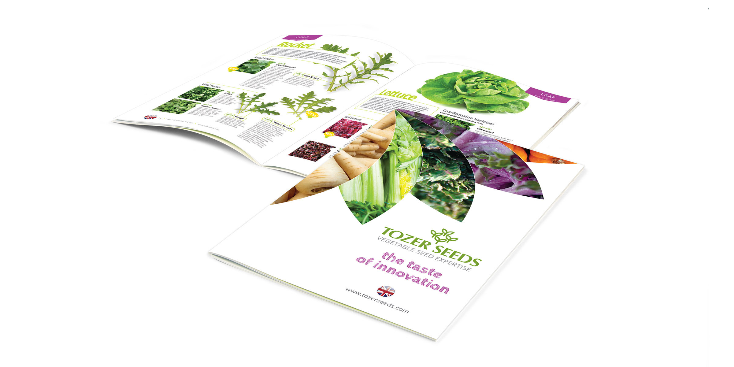 A4 Product Catalogue
