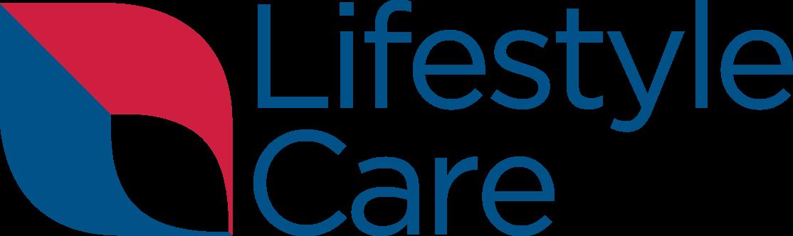 Lifestyle Care logo - full colour