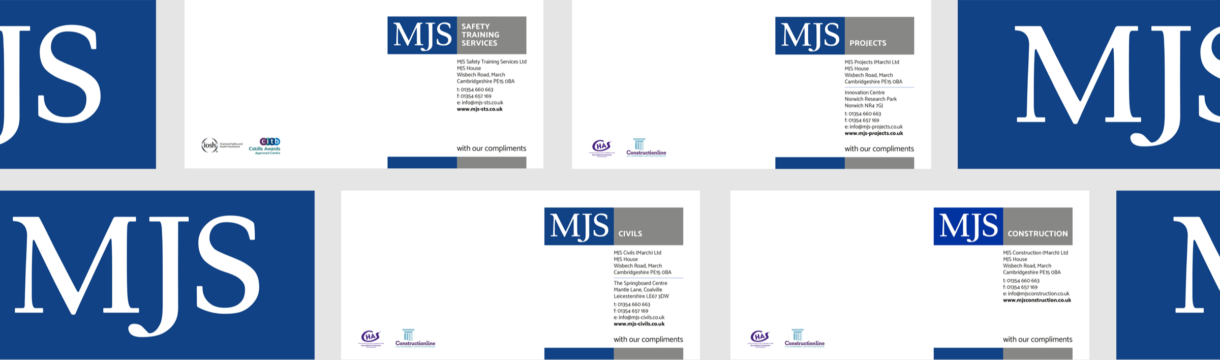 MJS printed literature