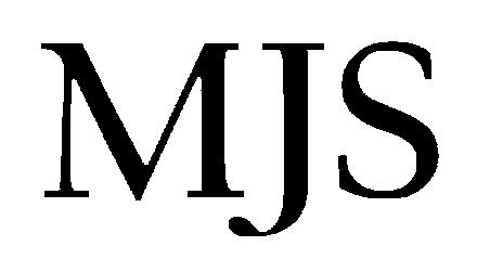 MJS logo