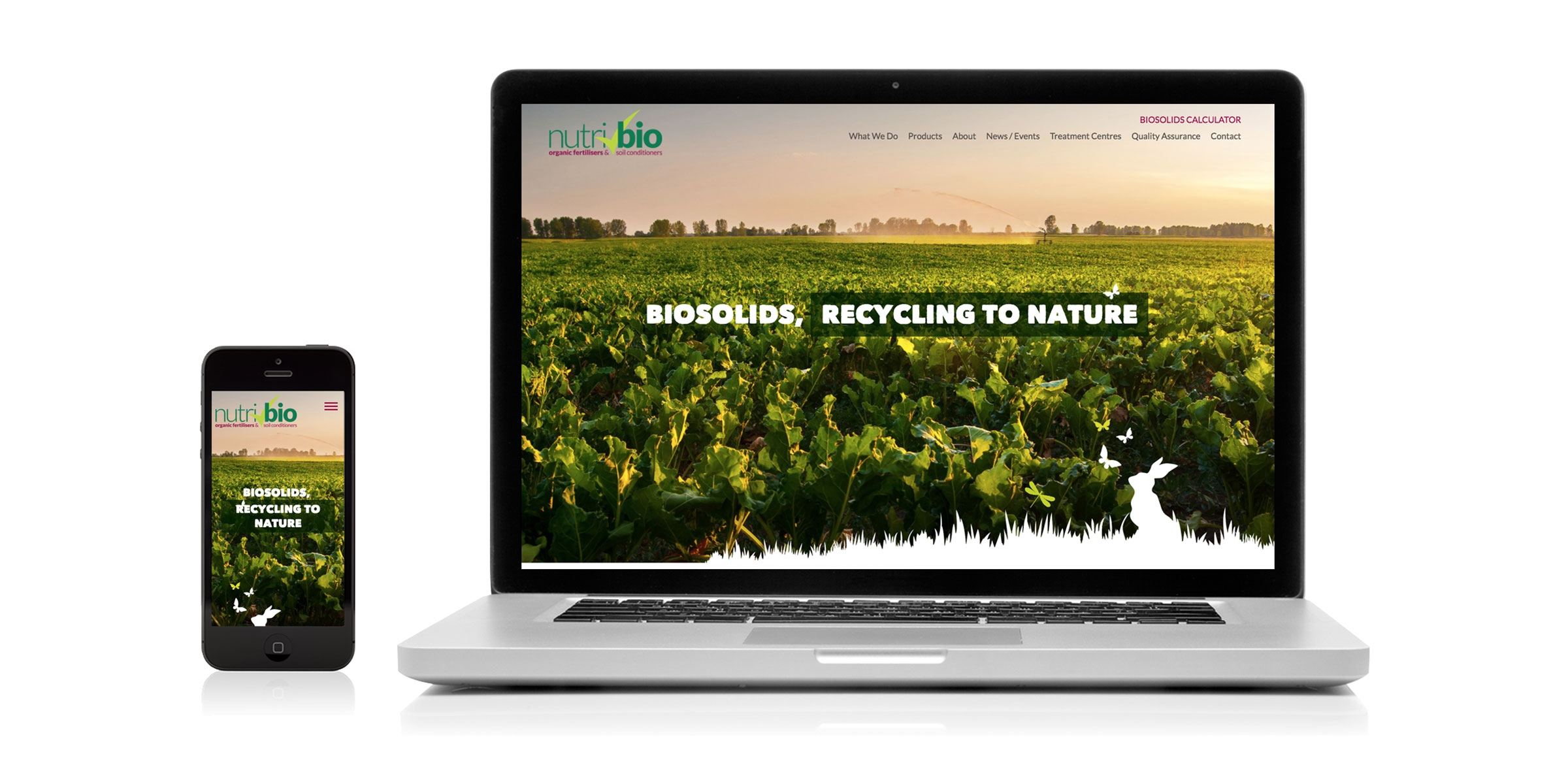 Nutri Biosolids Website