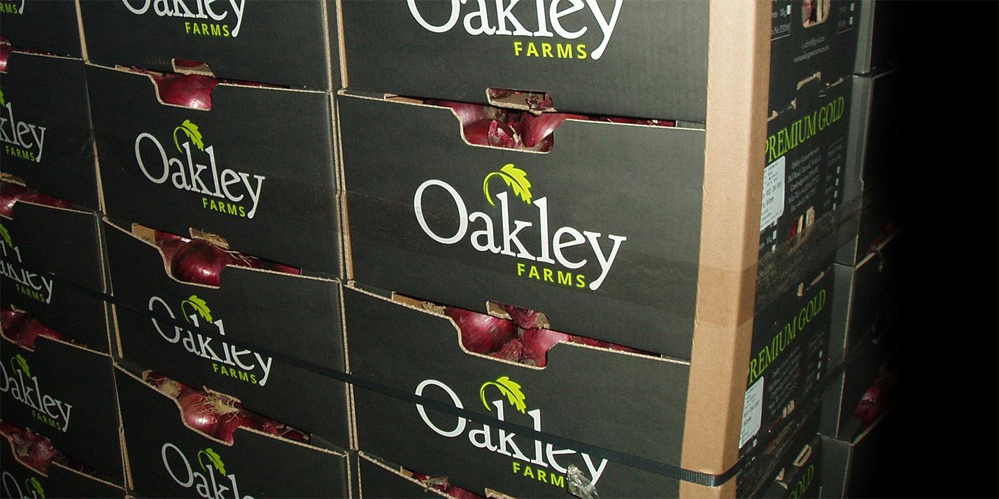 Oakley Farms Packaging