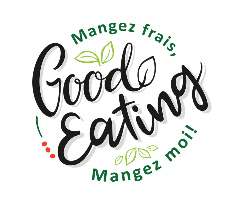 Product Branding Good Eating