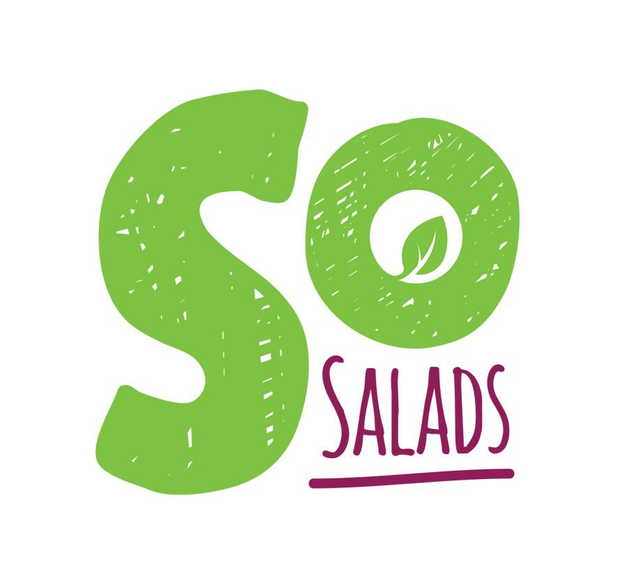 Product Branding So Salads