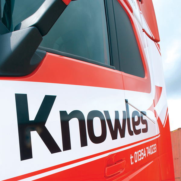 Knowles Transport Website