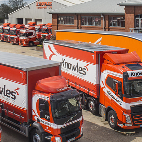 knowles vehicle Livery Graphics