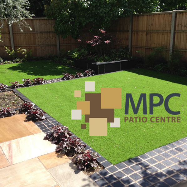 March Patio Centre branding