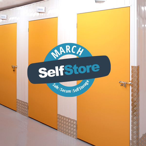 March Self Store