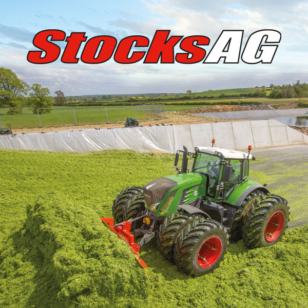Stocks AG brand identity