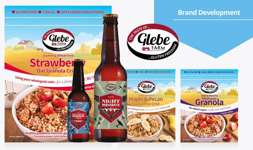 Packaging a gluten free alternative