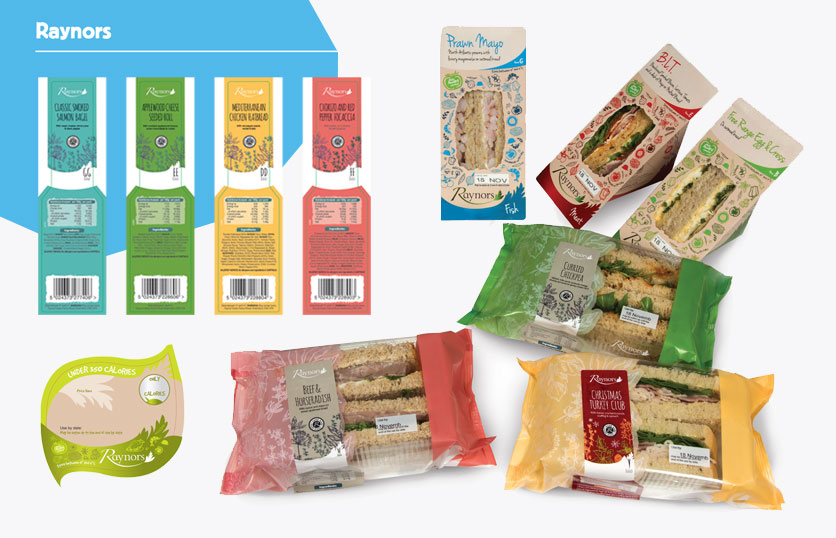 Supplying sandwiches to London and the SouthEast