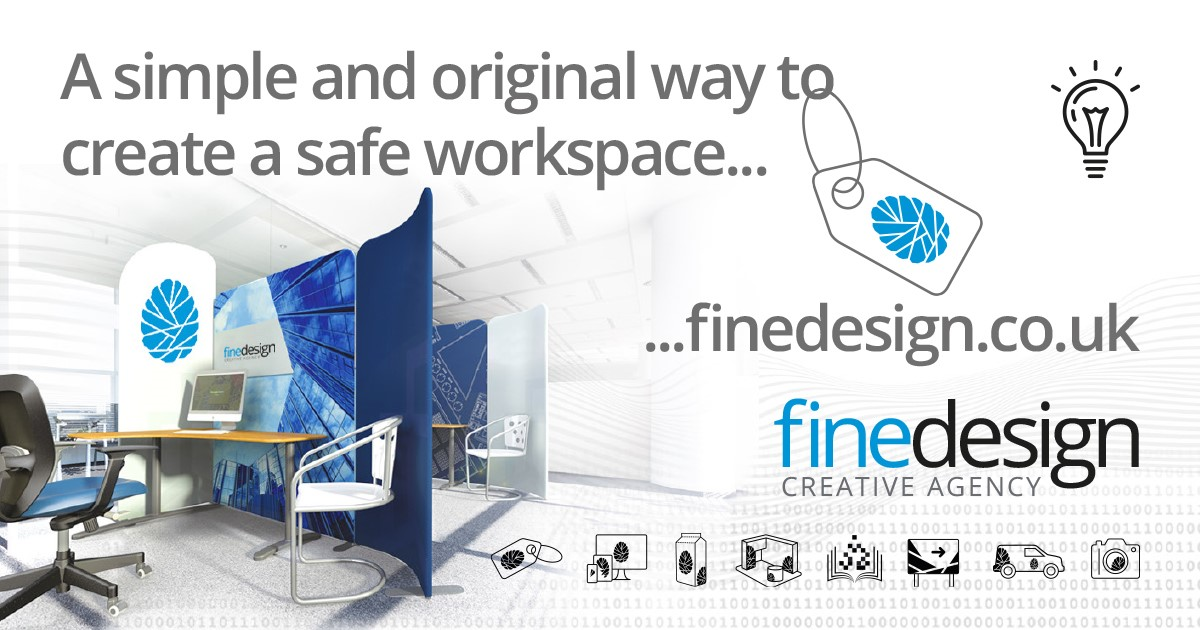 A simple and original way to create a safe workspace
