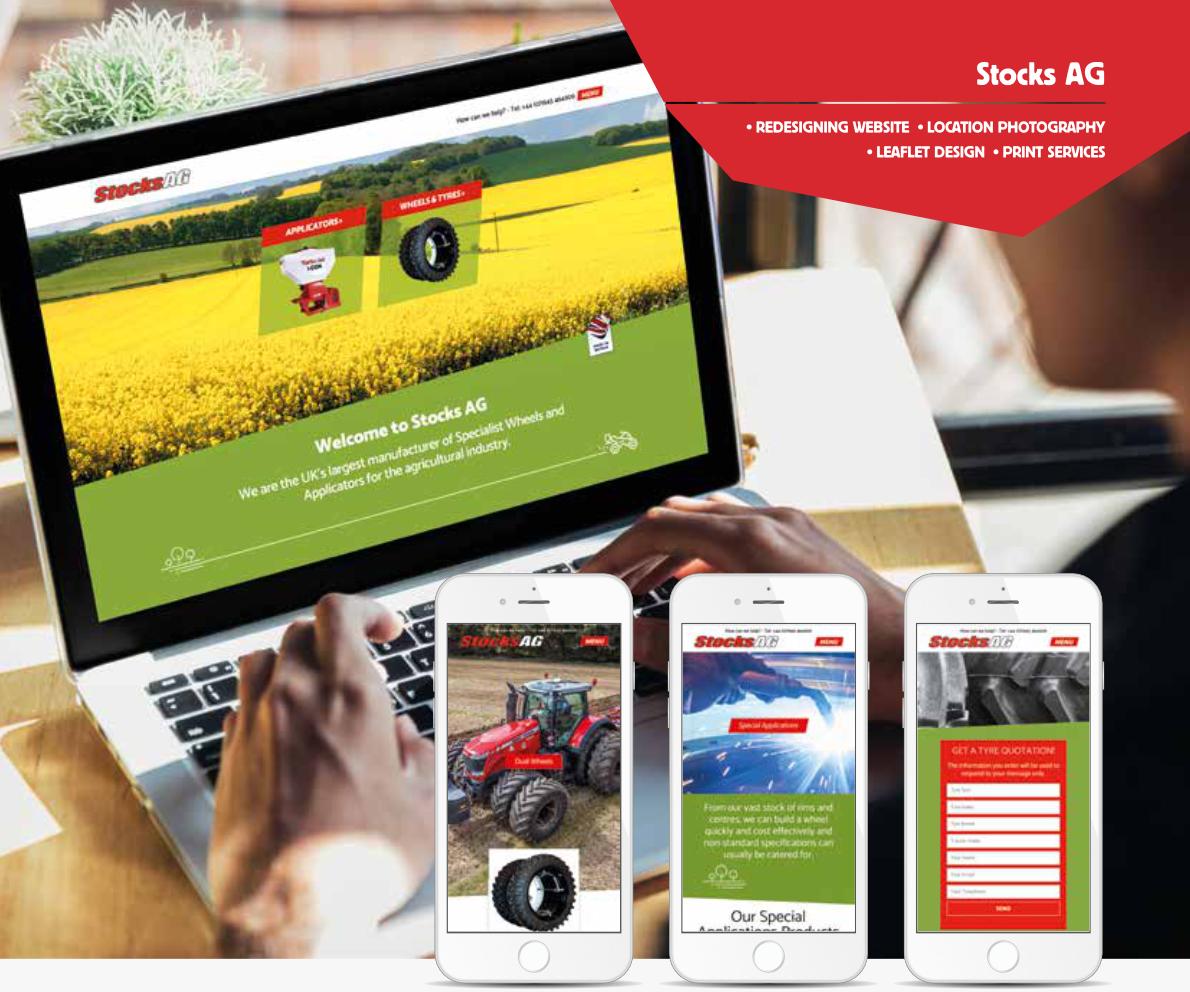 Stocks AG launch a new website